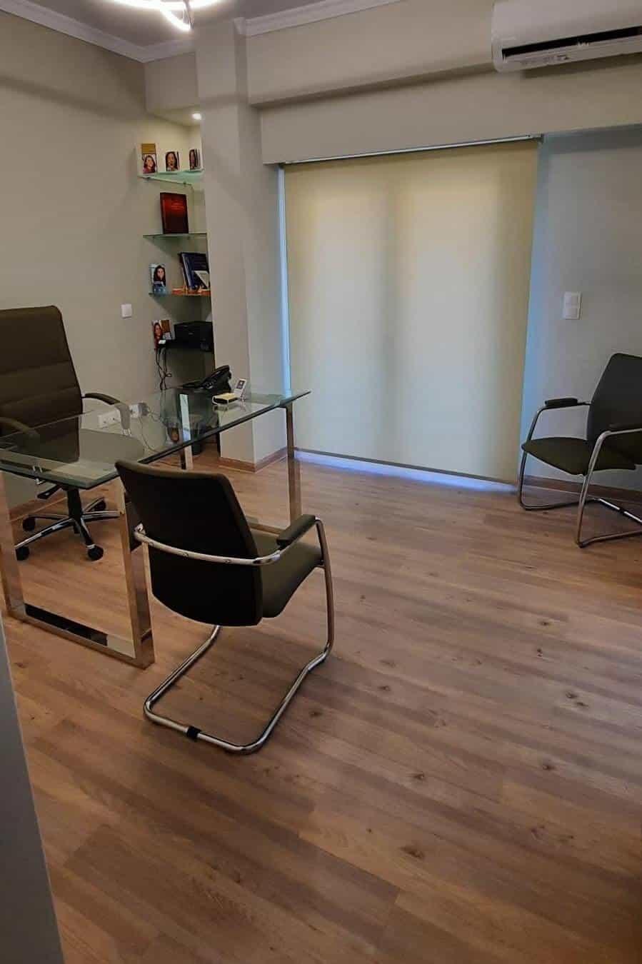 χώρος γραφείου οδοντιατρείο γλυφάδα